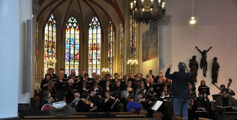 Bachkoor Brabant en de Johannes Passion 2014