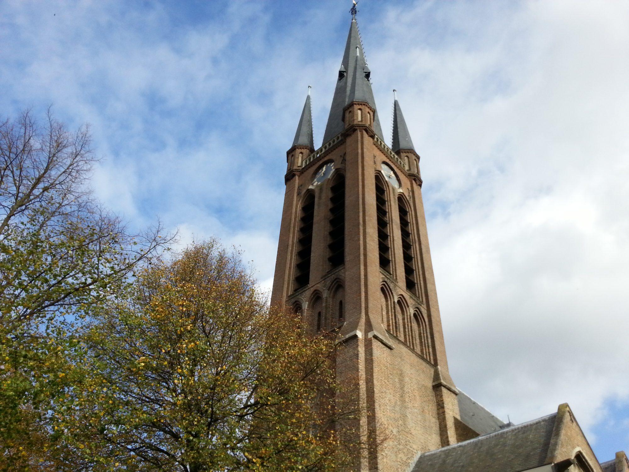 Bachkoor Brabant in de Martinuskerk in Princenhage
