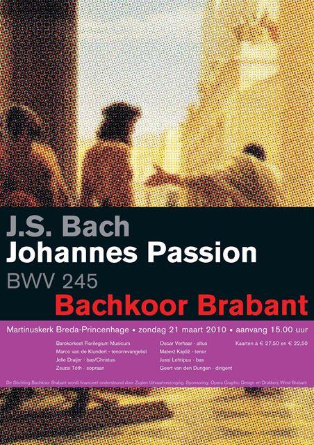2010-03-21 Johannes Passion