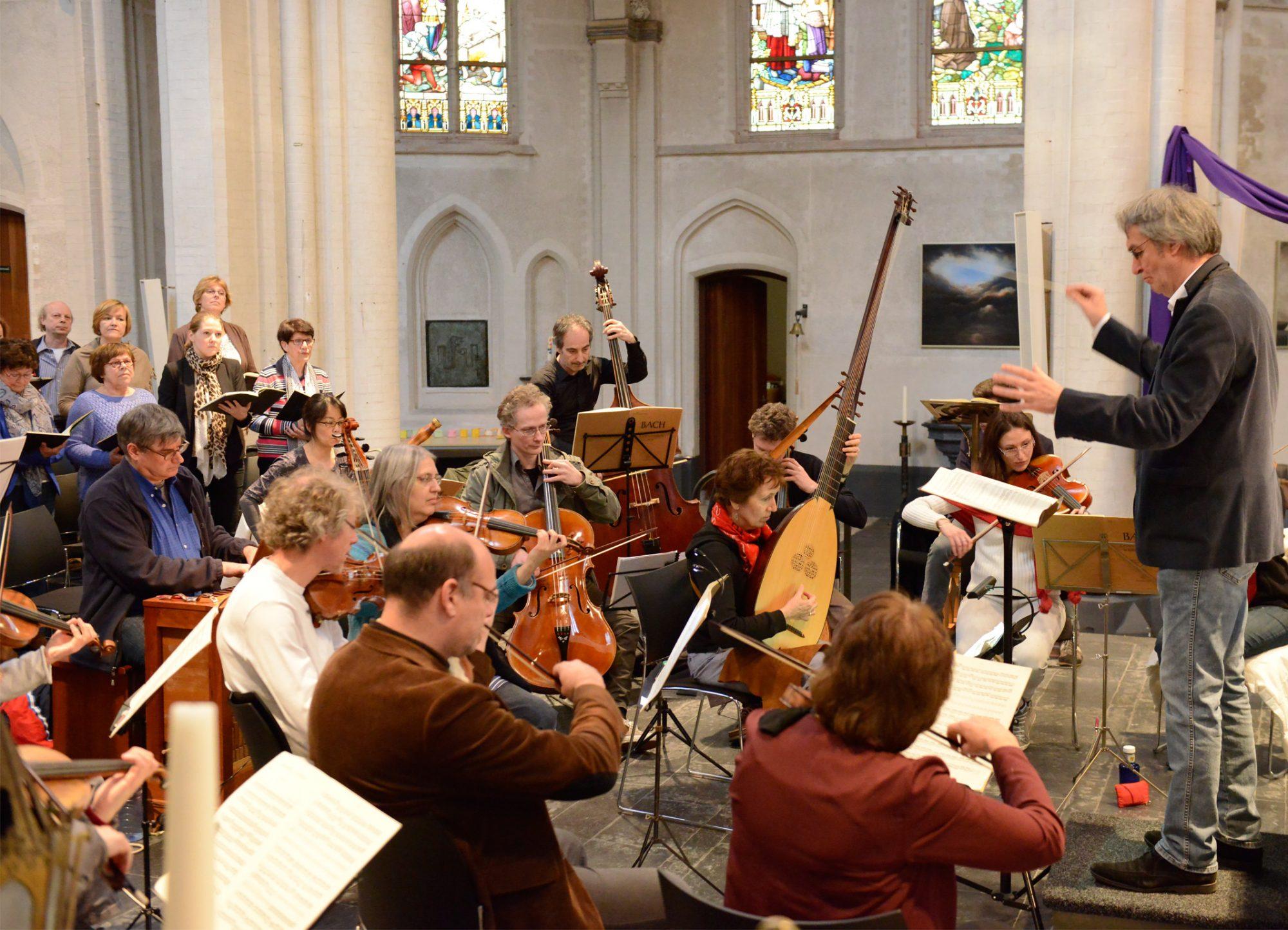 Het Bachkoor Brabant met Barokorkest Accademia Amsterdam