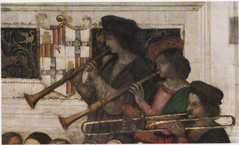 cornetti en trombone