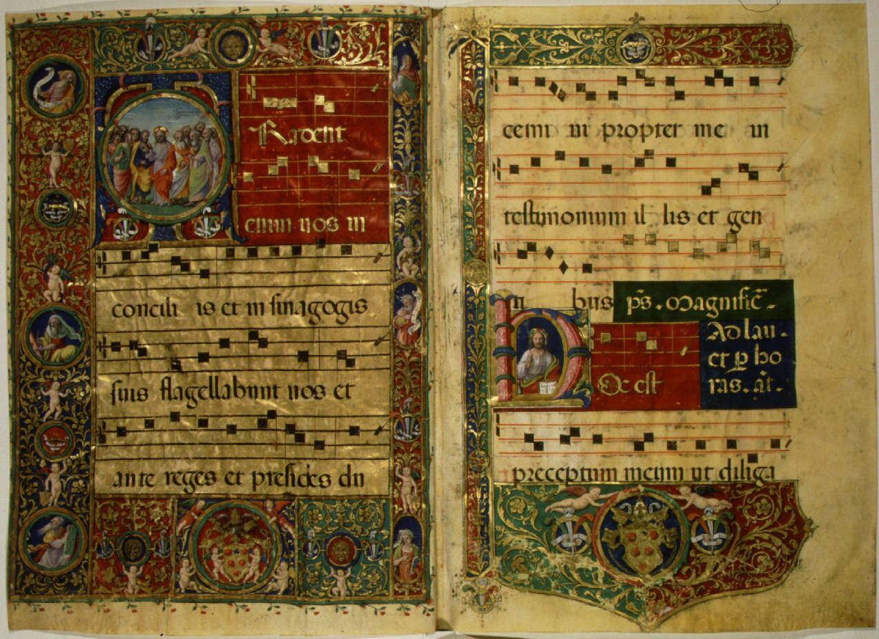 Gregoriaans manuscript