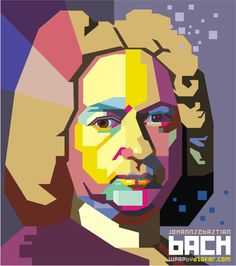 Bach - Andy Warhol