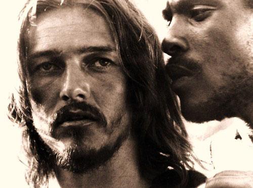 Jezus wordt verraden door Judas