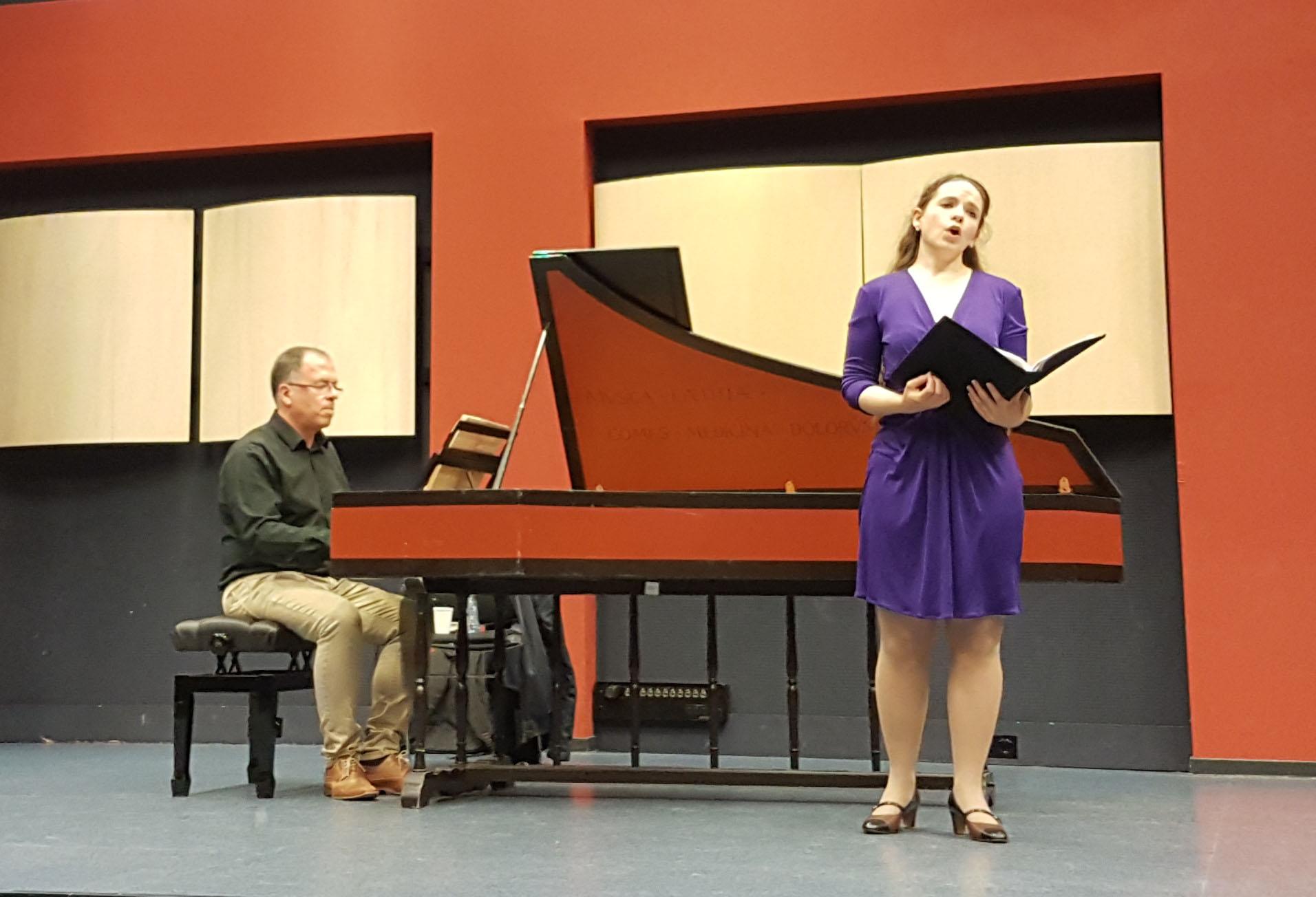 Bach Vocalistenconcours Brabant