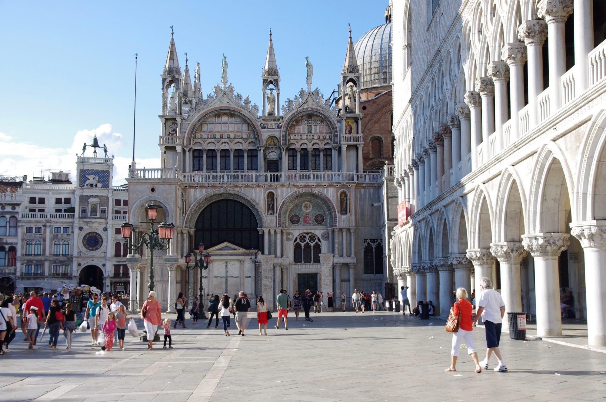 Venetië San Marco basiliek